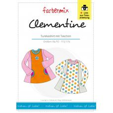 "Schnittmuster ""Clementine"""