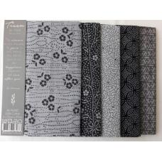 "Fat Quarter Bundle ""Sincere Silver"""
