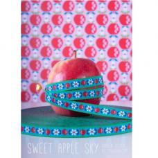 "Webband ""Sweet Apple Sky"""